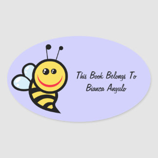 Bumblebee Bookplate