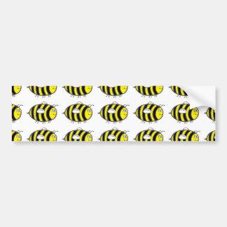 Bumblebee Bumper Sticker