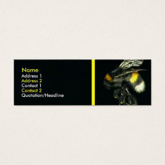 Bumblebee Business Card