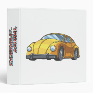 Bumblebee Car Mode 3 Ring Binder