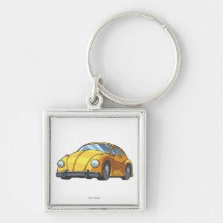 Bumblebee Car Mode Keychain