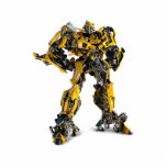 "Bumblebee CGI 1 Statuette<br><div class=""desc"">Transformers 3: Dark of the Moon // Character Art</div>"