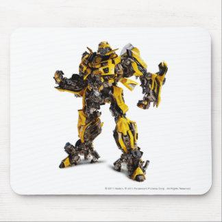 Bumblebee CGI 2 Mouse Pad