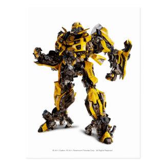 Bumblebee CGI 2 Postcard