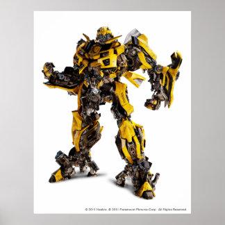 Bumblebee CGI 2 Poster