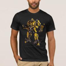 Bumblebee CGI 2 T-Shirt at Zazzle