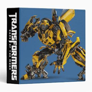 Bumblebee CGI 3 3 Ring Binder