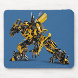 Bumblebee CGI 3 Mouse Pad