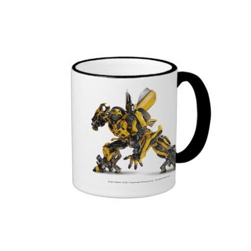 Bumblebee CGI 3 Coffee Mugs