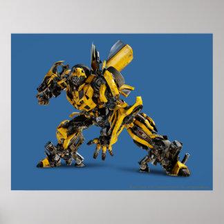 Bumblebee CGI 3 Poster