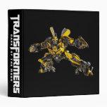 Bumblebee CGI 4 Binder