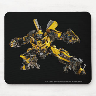 Bumblebee CGI 4 Mouse Pad