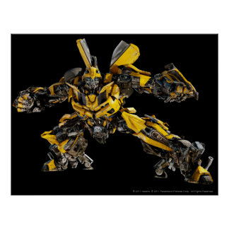 Bumblebee CGI 4 Poster