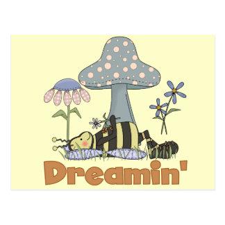Bumblebee Dreamin' Postcard