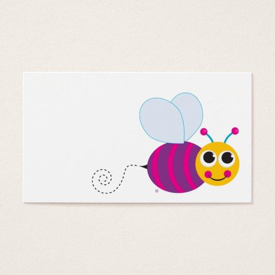 Bumblebee Enclosure Card