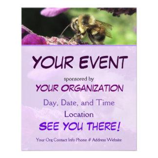 Bumblebee Event Flyer