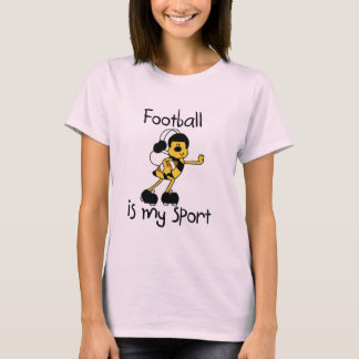 Bumblebee Football My Sport T-shirts and Gifts