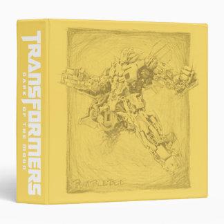 Bumblebee Full Sketch Binder