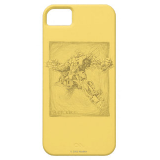 Bumblebee Full Sketch iPhone 5 Cover