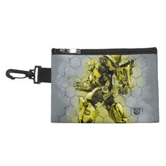 Bumblebee Honeycomb Bkgd 2 Accessory Bag