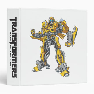 Bumblebee Line Art 2 3 Ring Binder