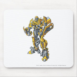 Bumblebee Line Art 5 Mouse Pad