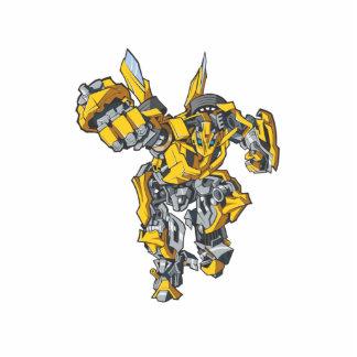 Bumblebee Line Art 6 Photo Cutouts