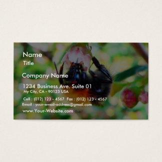 Bumblebee Macro Business Card