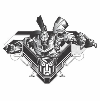 Bumblebee Metal Badge 2 Cutout