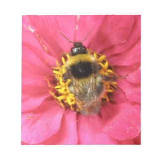 Bumblebee Notepad