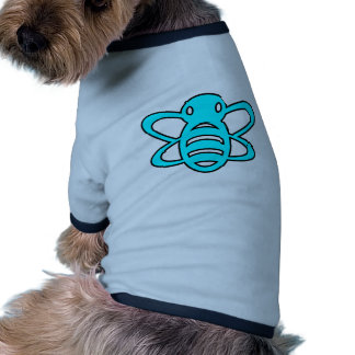 Bumblebee or Bumble Bee Honey Queen Wasp Blue Dog Clothes