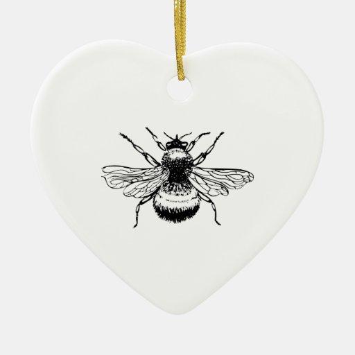 Bumblebee Ornaments
