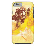 Bumblebee Paint Strokes Tough iPhone 6 Case