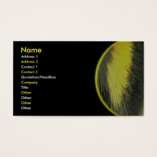 Bumblebee Pile Business Card