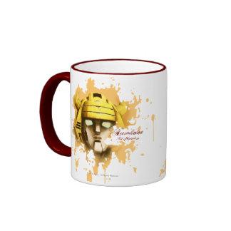 Bumblebee Ringer Mug