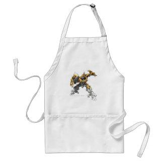 Bumblebee Sketch 1.5 Adult Apron