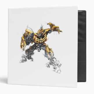 Bumblebee Sketch 1.5 Binder