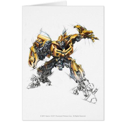 Bumblebee Sketch 1.5 Card