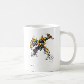 Bumblebee Sketch 1.5 Coffee Mug