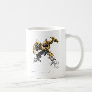 Bumblebee Sketch 1.5 Coffee Mugs
