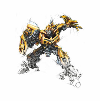 Bumblebee Sketch 1.5 Photo Cut Outs