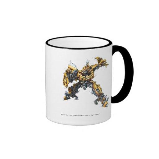 Bumblebee Sketch 1 Coffee Mug
