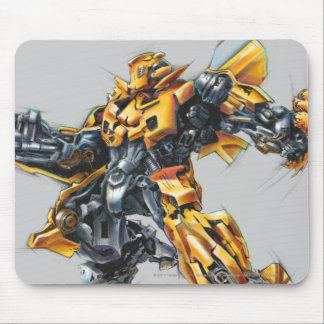 Bumblebee Sketch 2 Mouse Pad