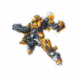 Bumblebee Sketch 2 Photo Sculpture