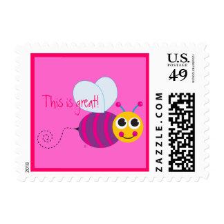 Bumblebee Stamp