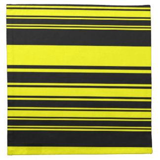 Bumblebee Stripes Napkins