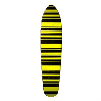 Bumblebee Stripes Skateboard Deck