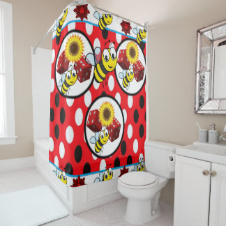 Coffee Shower Curtains