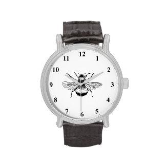 Bumblebee Wrist Watch