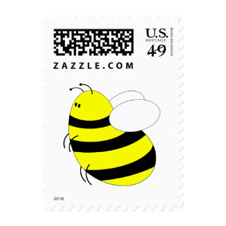 Bumbled Postage Stamp